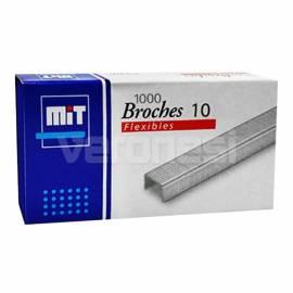 Broches Nº 10 X 1000