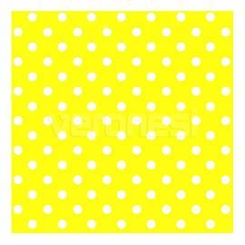 Papel C/lunares Amarillo