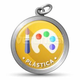 Medalla Resinada Plastica 32 Mm