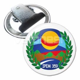 Boton Con Broche 5.5 Cm.