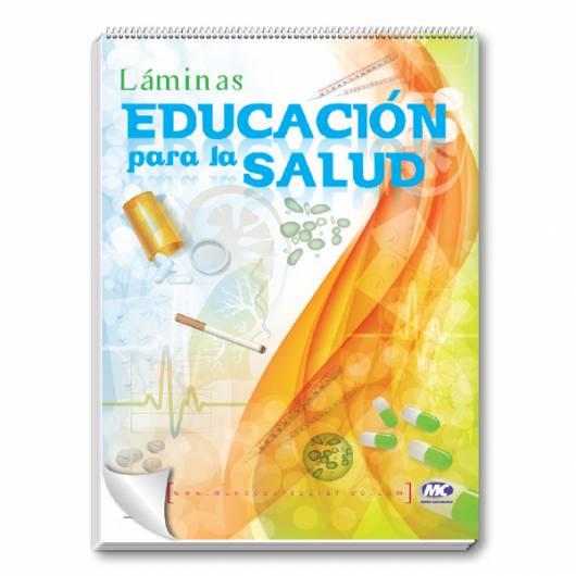 Rotafolio Educacion Para La Salud 50x70 Cm.