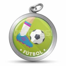 Medalla Resinada Futbol 32 Mm