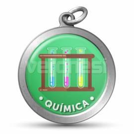 Medalla Resinada Quimica 32 Mm