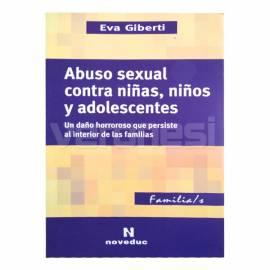 Abuso Sexual Contra Niñas,niños Y Adolescentes