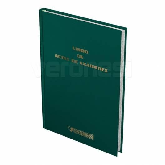Libro Acta Examen