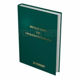 Libro Designaciones