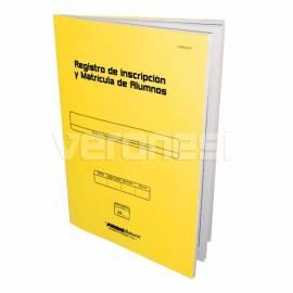 Registro Matricula F.843