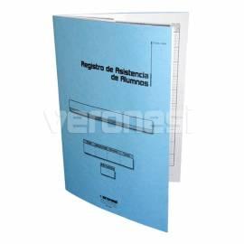 Registro Asistencia Alumno F.844