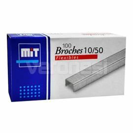 Broches Nº 10/50 X 100