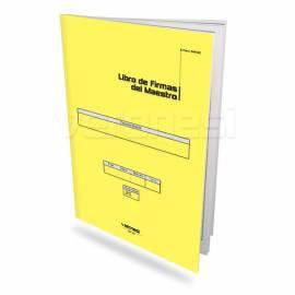 Libro Firma Maestro F.840 Bc