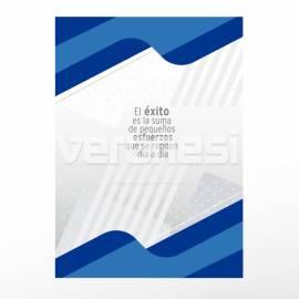 Porta Informe-diploma A4