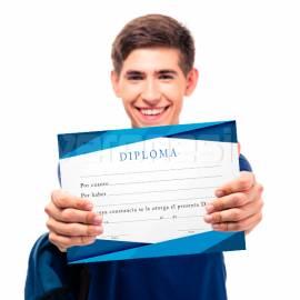 Diploma Azul