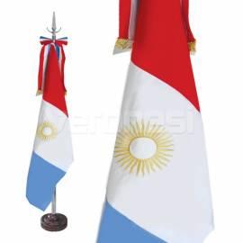 Bandera Ceremonia Cba. Jardin