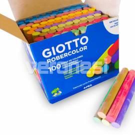 Tiza Colores Surtidos X 100 Giotto