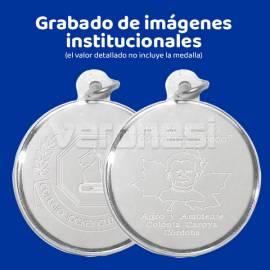 Grabado Medalla Logo